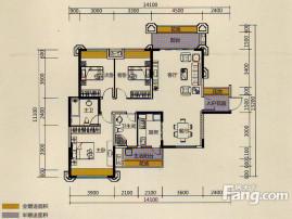 美的林城时代标准三房 纯毛坯房 产权在手 诚心出售 价格实惠 看房方便