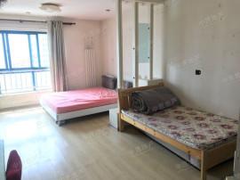 新文化花园新景居 1室1厅1卫 卫生间全明
