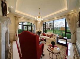 海口耀江西岸公馆 独栋别墅 赠送两大花园 一线海景带电梯
